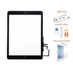 Vitre tactile iPad AIR pas cher