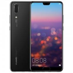 Smartphone Huawei P20 Noir 5.8 pouces / Double Sim / Kirin 970