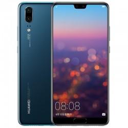 Smartphone Huawei P20 Blue 5.8 pouces / débloqué / fingerprint avant