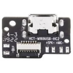 dépanner connecteur charge blackview A60 Pro
