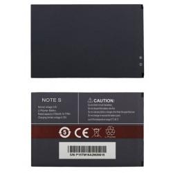 Batterie Cubot Note S de dépannage - 3700mAh