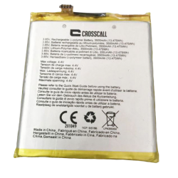 remplacer Batterie Crosscall Action X3