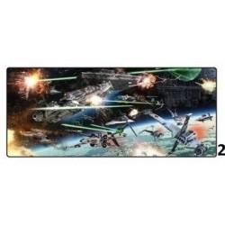 Tapis de souris gamers Star Wars anti-dérapant