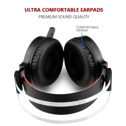 casque gamers Redragon H112