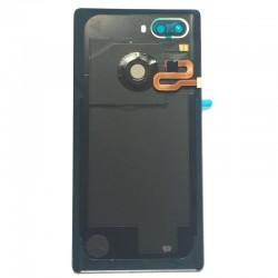 vitre arrière de remplacement ZTE nubia Z17S bleu ou  noir originale avec ou sans bouton