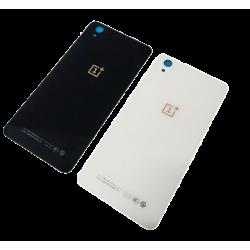 Vitre arrière OnePlus X originale  avec logo