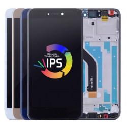 Ecran Honor 8 - Vitre tactile + LCD assemblé