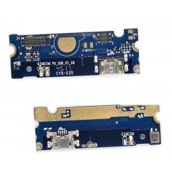 Connecteur de charge Oukitel C17 Pro + Micro