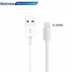 Cable with long connector Blackview Original BV9600PRO BV9500 BV8000Pro type-c