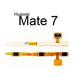 Power & Volume Flex Cable For Huawei Mate 7 8 9 10 20 20X S 30 Lite Pro Max Power & Volume Switch Button Flex Cable Replacement