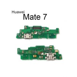 Genuine USB Charger Board For Huawei Mate 2 7 8 9 10 20 20X 30 S Lite Pro Charging Port Dock USB Board Flex Cable Replacement