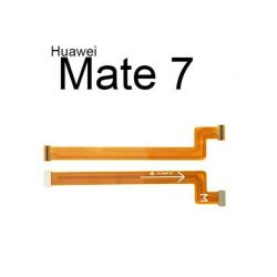 Main Board Motherboard Flex Cable For Huawei Mate S 30 20X 20 10 9 8 7 Pro Lite Mainboard LCD Flex Cable Repair Replacement