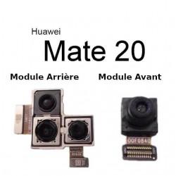 Rear Main Camera For Huawei Mate 20 Lite Pro X Back Big Camera Facing Small Camera Flex Ribbon Cable Repair Replacement Parts