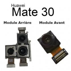 Rear Main Camera For Huawei Mate 30 Lite Pro Back Big Camera Facing Small Camera Flex Ribbon Cable Repair Replacement Parts