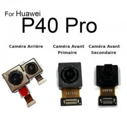 Rear Main Camera For Huawei P40 Pro P40Pro Back Big Camera Facing Small Camera Flex Cable Ribbon Replacement Repair Parts