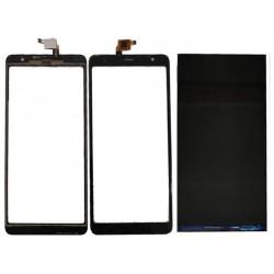écran BQ Aquaris X2 et X2 PRO - LCD + vitre tactile assemblée