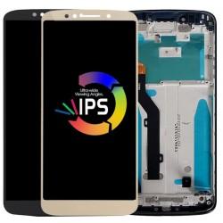 écran Motorola Moto G7 Power - Dalle LCD + tactile assemblé
