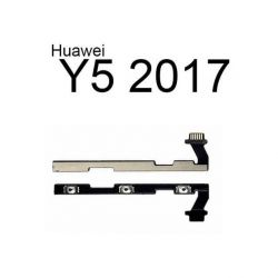Volume & Power Flex Cable For Huawei Y5 Y6 Y7 Y9 Prime LIte Pro 2017 2018 2019 Switch Key Side Flex Ribbon Replacement Repair
