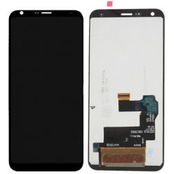 Ecran LG Q7 Q610 - LCD + Vitre assemblée sur châssis