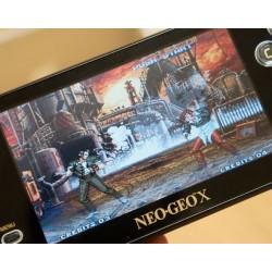 Neo geo X Or Console Portable Système Avec 20 Jeux