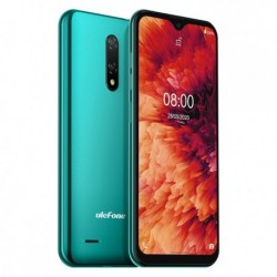 Ulefone Note 8P Smartphone 5.5-inch Android 10 4G Quad-Core Facial Recognition