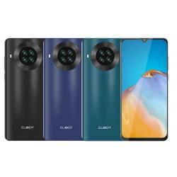Cubot Note 20 Pro Quad caméra Smartphone 6GB RAM + 128GB ROM NFC 6.5 pouces 4200mAh Helio P60 Google Android 10 double carte SIM