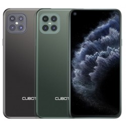 Cubot C30 48MP Quad AI 8GB camera - 256GB 32MP Selfie Smartphone Global 4G LTE Helio P60 NFC 6.4-inch FHD -4200mAh Android 10