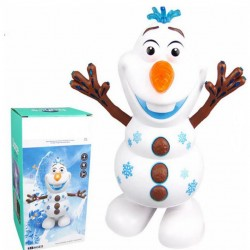 Olaf snowman figurine smart electronic toys for children