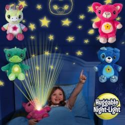 new Bright star unicorn, dinosaur, teddy bear