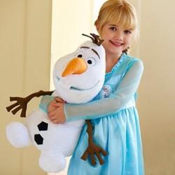 Snow Olaf, 30cm/45cm, frozen cartoon animals
