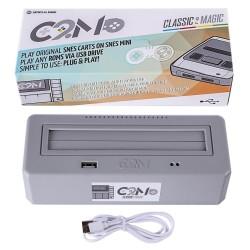 Classique 2 Magic joue Original SNES jeux chariots adaptateur Compatible pour ordinateur familial et pour système de divertissem