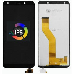 """Wiko View 4 or View 4 Lite repair display - LTPS 6.52"""" - Touch glass assembled"""