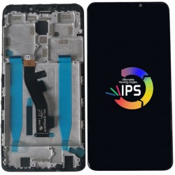 Screen Meizu M2 or M2 Mini - LCD - Touch glass assembled on chassis
