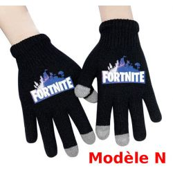 Original Fortnite Full Finger GlovesGame Peripheral Men's and Women's Touch Screen Winter Autumn Warm Gloves Unisex Gift18*8.5cm