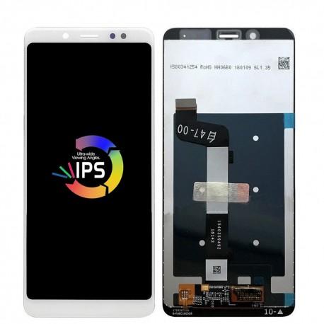 Redmi Note 5 Xiaomi screen - LCD - touch glass assembled