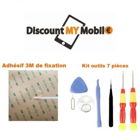 Mi A1 Xiaomi screen - LCD - touch glass assembled