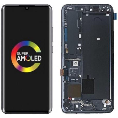 screen Xiaomi Mi Note 10, Note 10 Pro, Note 10 Original Lite - Amoled display - assembly glass M1910F4G